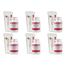 Total Curve 6 Month Supply Breast Enhancement Cream + Bust Pills  All Natural