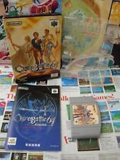 Nintendo 64 N64:Ogre Battle 64 [TOP RPG QUEST & 1ERE EDITION] COMPLET - Jap