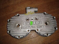 Arctic Cat M6 F6 Cylinder Head 2005 2006 F 600 M 600 Crossfire