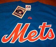 VINTAGE STYLE NEW YORK METS DYKSTRA #4 MLB BASEBALL T-Shirt 2XL XXL NEW w/ TAG