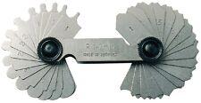 radienschablonen 3 Sets von 1-25mm = 48 Plantillas NUEVO