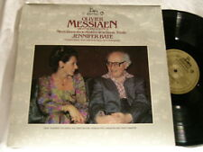 MESSIAEN Meditations Organ Works V 5 Jennifer Bate LP