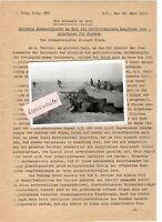 """WW 2 Kriegsbericht """"Die Schlacht um Orel Ostfrontwinter härteste Abwehrschlacht"""