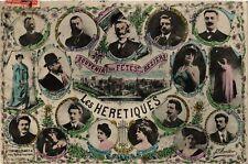 CPA   Souvenir des Fetes de Beziers - Les Heretiques    (511390)