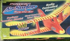 Power Air Surfer RC Remote Control Air Plane Hasbro RARE