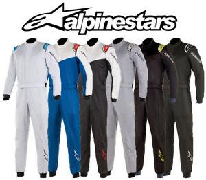 Alpinestars Stratos Race Suit FIA 2-Layer Racesuit Rally - All Colours & Sizes