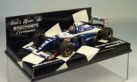 Minichamps (PMA) 1/43 Williams Renault FW 16 Formel 1 D. Hill OVP #9722
