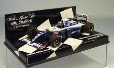 Minichamps (PMA) 1/43 Williams Renault FW 16 formula 1 D. Hill OVP #9722