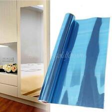 Dekorative Wandtattoo Selbstklebende Wand Folie Spiegel Wandaufkleber 61x100cm