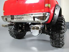 Aluminum Axle Cover Guard for Tamiya RC 1/10 Toyota Hilux High Lift Truck
