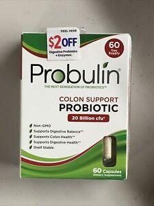 Probulin - Women's Health Probiotic 20 Billion CFU 60 Capsules EXP 10/2021+