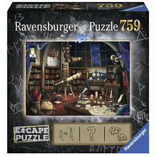 Ravensburger Escape Puzzle Interattivo 759 pz Losservatorio Magico