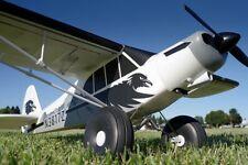 "FMS 1700mm (67"") Piper PA-18 Super Cub RC Plane (Black) PNP"