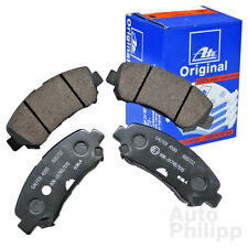 ATE Bremsbeläge vorne Bremsklötze für Nissan Qashqai +2 I J10, JJ10 X-Trail T31