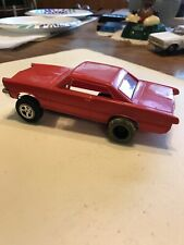 Aurora-GTO -132 scale Slot Car... Parts Or Restore.... Running Chassis