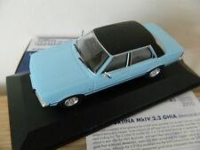 Vanguards Corgi VA11906 Ford Cortina MK1V 2.3 Ghia Bermuda Blue