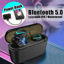 TWS Q32 Kopfhorer Bluetooth5.0 Kopfhörer Kabellos im Ohr Headset Stereo Ohrhörer