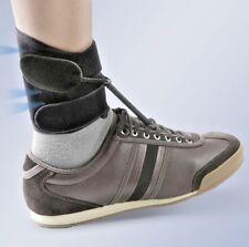 Boxia Drop Foot Support, flaccid paralysis drop foot, foot drop, AFO, foot up