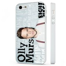 Olly Murs Album Cover WHITE PHONE CASE COVER fits iPHONE