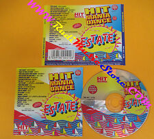 CD Compilation Mauro Miclini Hit Mania Dance Estate BOB MARLEY no lp mc(C31)