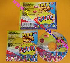 CD Compilation Mauro Miclini Hit Mania Dance Estate BOB MARLEY no lp mc(C31)