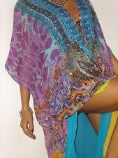 Cotton Blend Knee-Length Maxi Dresses for Women