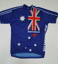 World Men's Australia Team Cycling Jersey  Large