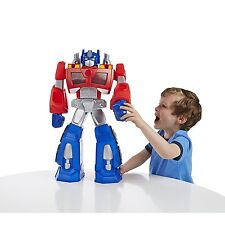 Playskool Heroes Transformers Epic Optimus Prime Large 22 Inches Ages 3+ New Toy