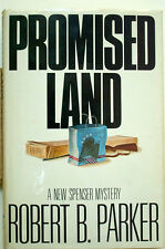 PROMISED LAND - ROBERT B. PARKER - 1ST. EDITION  -  EDGAR WINNER 1976