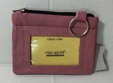 New Women Rosewood Key / coin purse wallet card holder Pocket wallet zippered