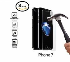 For Apple Iphone 7 Plus Tempered Glass Screen Protector Anti-Scratch Sheild
