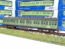 LINESIDEANDLOCOS LIMITED EDITION NCB MINERS COACH NO 7 (CUSTOM WEATHERED) DCCC02
