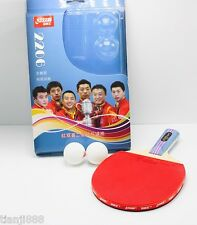 DHS Table Tennis Racket 2206, Ping Pong Paddle- Penhold