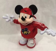 """Fisher-Price Master Moves Mickey Mouse M3 Break Dancing Toy 15"""" Doll Disney."""