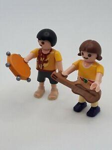 Playmobil Kinder machen Musik