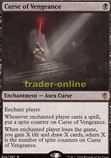 Curse of Vengeance (Fluch der Rache) Commander 2016 Magic