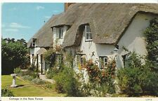 Hampshire Postcard - Cottage in The New Forest   A9584