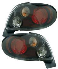 PEUGEOT 206 HATCHBACK BLACK LEXUS STYLE DESIGN REAR TAIL LIGHTS