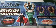 X-Men magnetos mutant machine statue of liberty playset toy biz movie misb lot