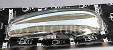 Nuevo Chrome Antena De Techo De Antena De Radio cubierta Aleta De Tiburón Para Jaguar X Xf Xj Tipo