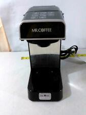 Mr Coffee Concepts CM2004-005 Mr. Coffee Single Serve Coffeemaker Black