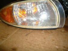 Passenger Corner/Park Light Park Lamp-turn Signal Fits 97-03 GRAND PRIX 120235