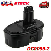Upgraded DC9096-2 For Dewalt DC9096 18V XRP Battery DC9098 DC9099 DW9095 DW9096