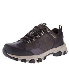 Skechers Selmen - Helson Chocolate Choc Mens Hiking Shoe Size 13M