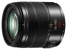 Panasonic Lumix G Vario 14-140 mm f/3.5-5.6 Aspherical Power O.I.S. Objectivement