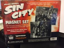 Dark Horse Frank Miller'S Sin City Magnet Set, 2005, New, Science Fiction