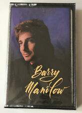 Barry Manilow CASSETTE SEALED BRAND NEW