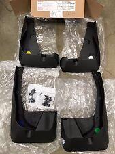2016 2017 Toyota RAV4 Mudguard Kit PU060-42S16-P1 Genuine OEM 4 Pc Set Mud Flaps
