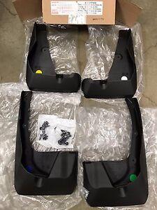 2016-2018 Toyota RAV4 Mudguard Kit PU060-42S16-P1 Genuine OEM 4 Pc Set Mud Flaps
