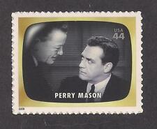PERRY MASON - CLASSIC TV SHOW - U.S. POSTAGE STAMP - MINT CONDITION